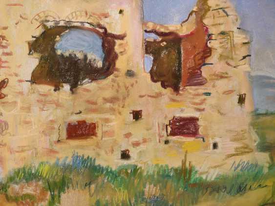 Olena Balykova. Ruins of an old town - photo 2