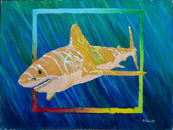 André Pan. Es ist nicht der Hai / Ce N ' est pas un requin entfernt - Foto 1