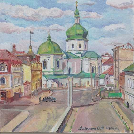 Oleg Lytvynenko. Church Of St. Nicholas Pritiska. - photo 1