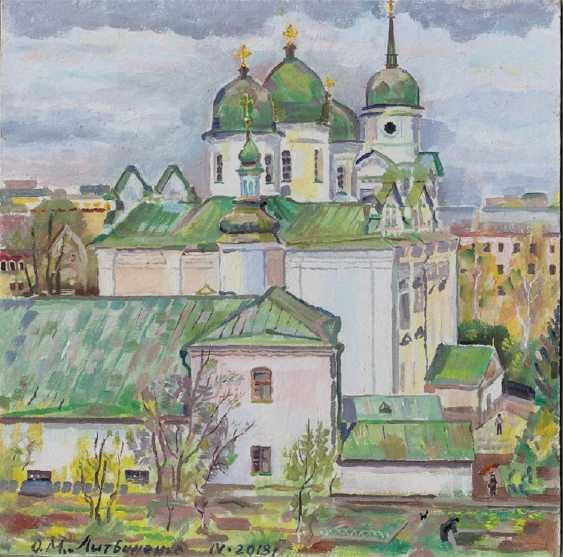Oleg Lytvynenko. Frolovsky nunnery. - photo 1