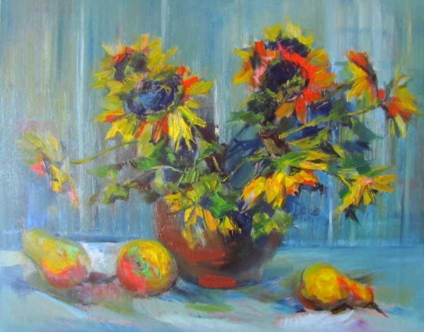 Yulia Bird. Sunflowers. - photo 1