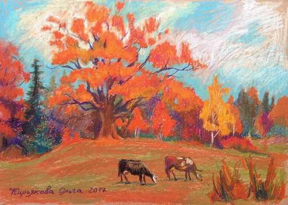 """Olga Kiryakova. """"Autumn"""" - photo 1"""