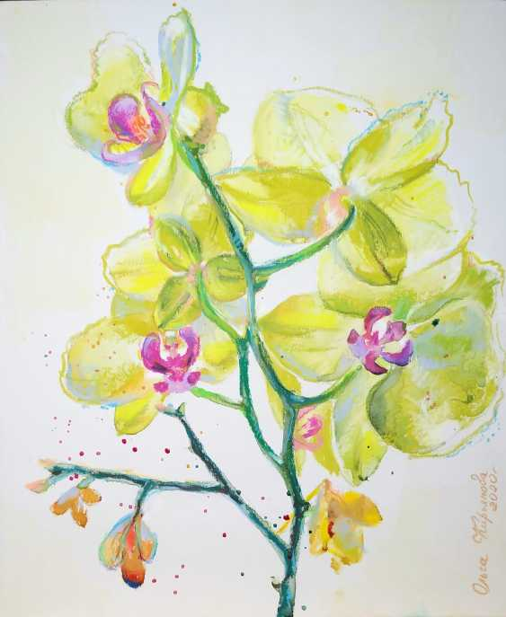 "Olga Kiryakova. ""Lemon Orchid"" - photo 1"
