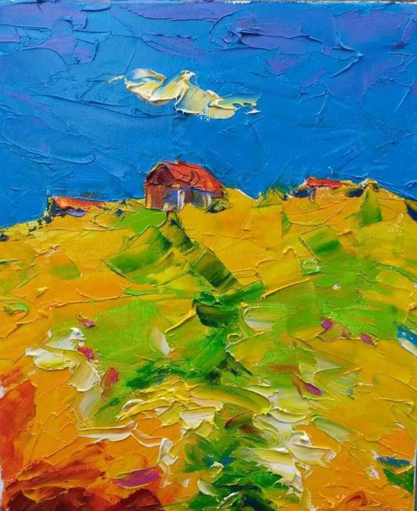 Rafael Javakhyan. Landscape - photo 1