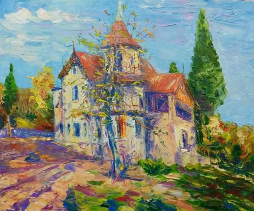 Rafael Javakhyan. The House Of Michael Aramyants - photo 1