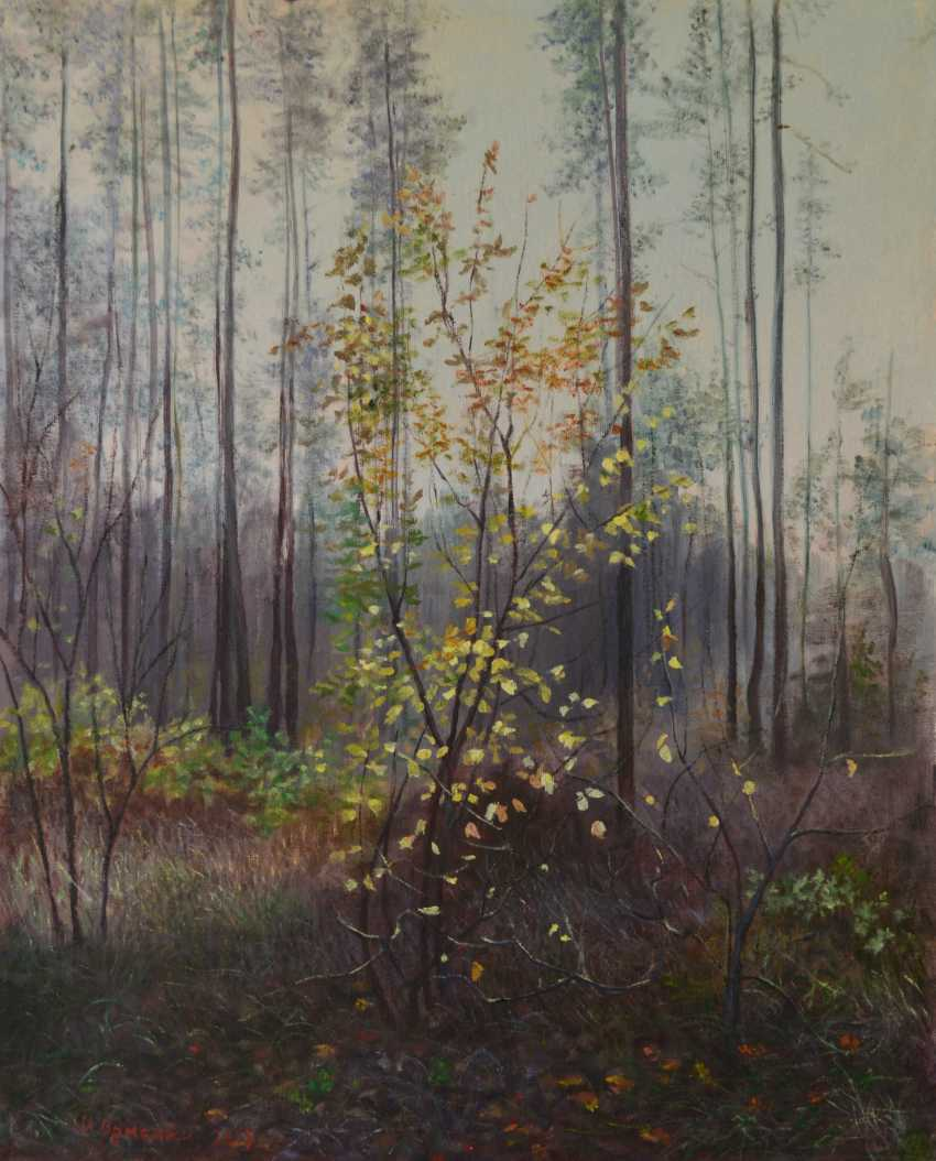 Ivan Ormanzhi. Autumn in the forest - photo 1