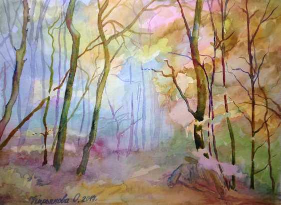 "Olga Kiryakova. ""In the thicket"" - photo 1"