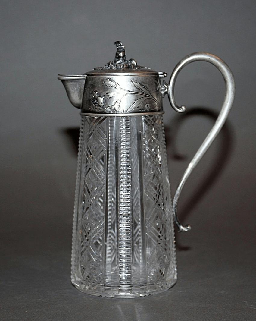 Russland,Jahrhundert, Silber 84 - Foto 1