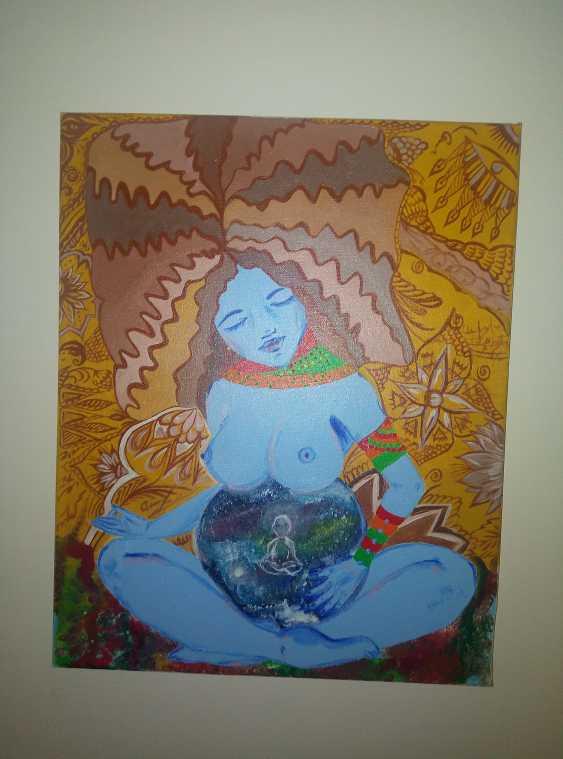 Svetlana Danilova. Mother universe - photo 1