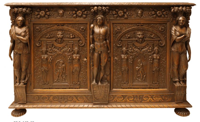 Dresser Europe of the XIX century - photo 1