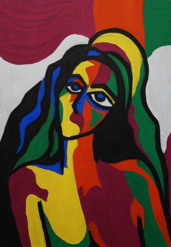 Alexandr Chizhov. Portrait of woman - photo 1