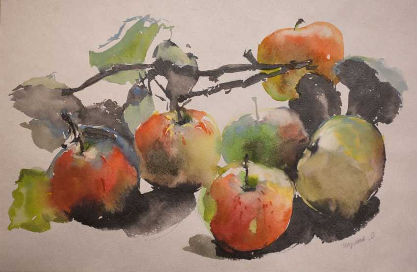 Oksana Shulga. Apples - photo 1