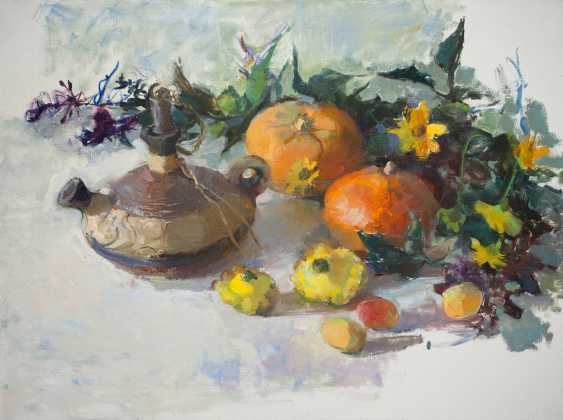 Oksana Shulga. Still life with pumpkins - photo 1
