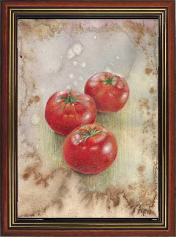 Natasha Mishareva. Tomatoes. 2020. Handmade. The Author - Natalia Pisareva - photo 4