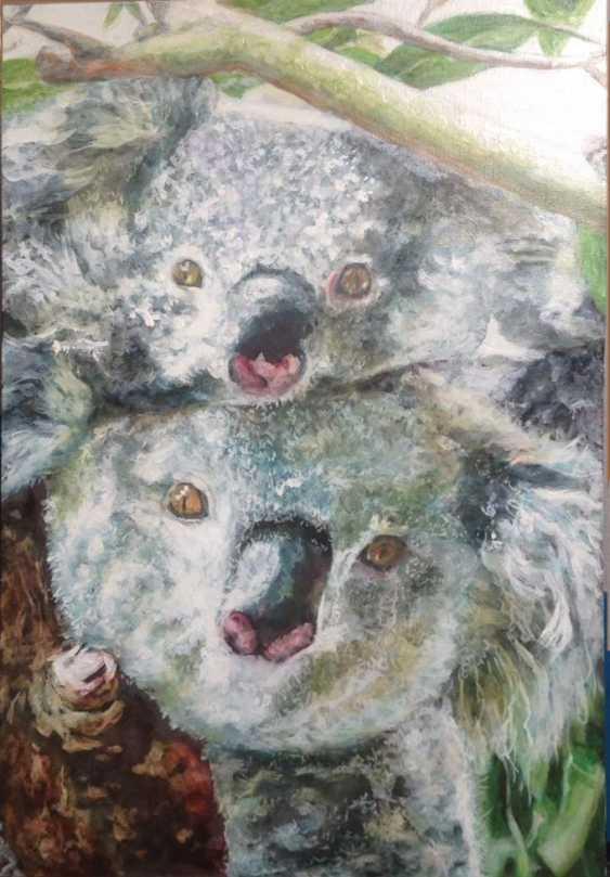 Dmitry Panov. Koalas / Koalas - photo 1