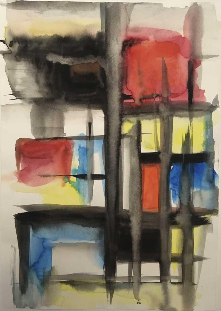 Sergey Sysov. based on Mondrian - photo 1
