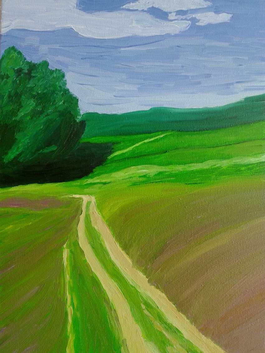 """Liliia Bomko. """"Path home"""" - photo 1"""