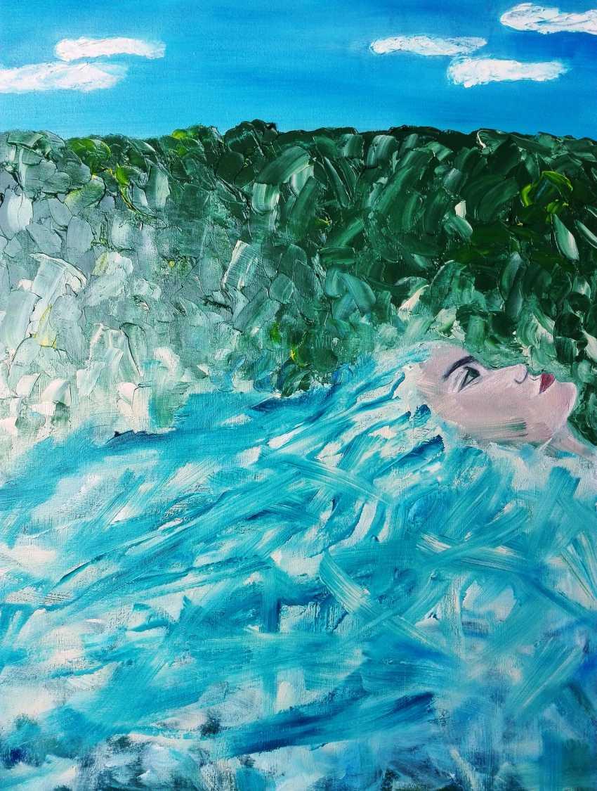 "Liliia Bomko. ""River"" - photo 1"