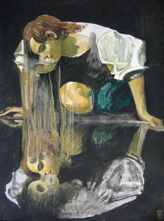 Julia Bezshtanko. Vanitas - photo 2