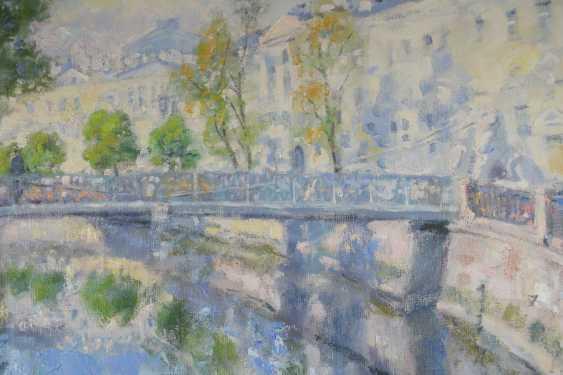 Natalya Savenkova. Lion's bridge Saint Petersburg - photo 3