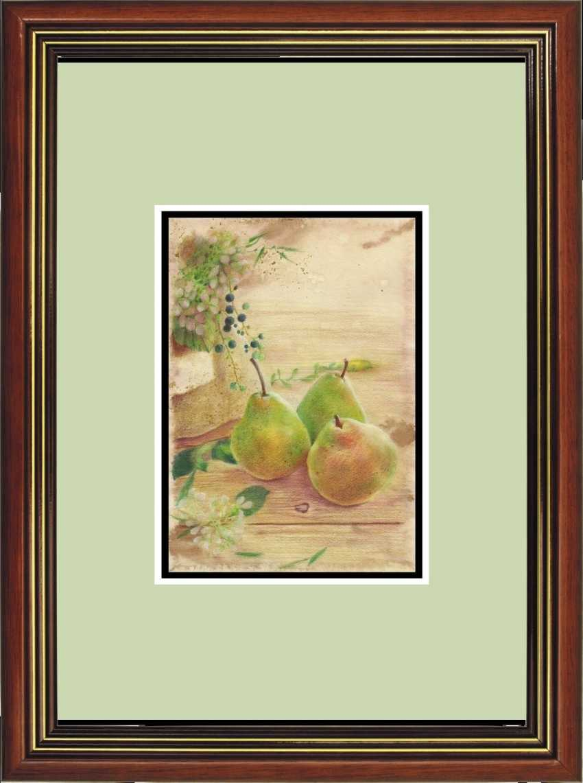 Natasha Mishareva. Pear orchard. 2020. Handmade. The Author - Natalia Pisareva - photo 4