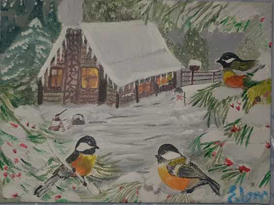 Elena Goncharova. the small house of the Forester - photo 1