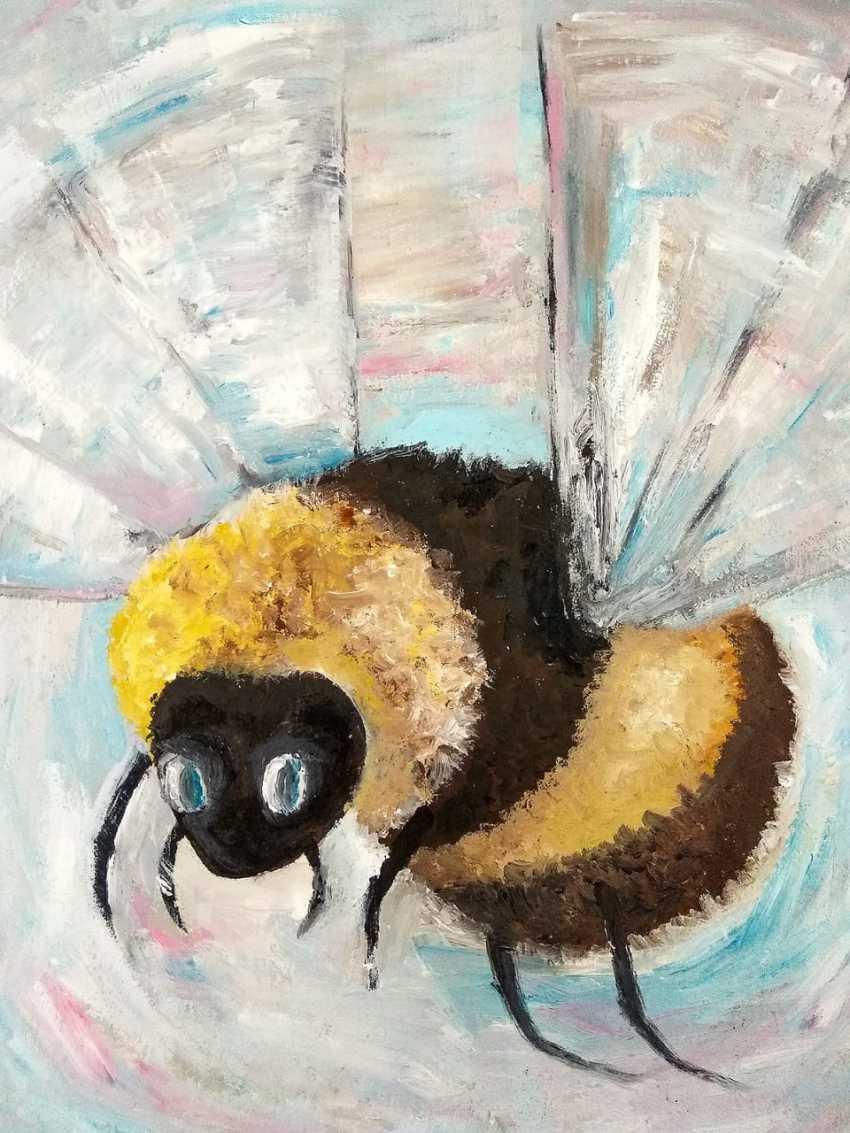 Ksenia Korneva. Bumblebee - photo 1