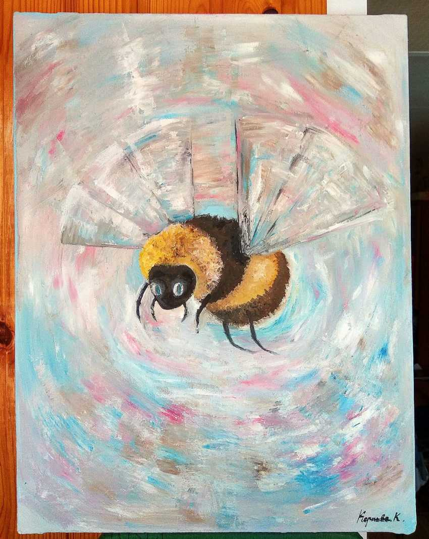Ksenia Korneva. Bumblebee - photo 2