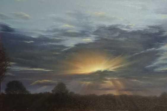 Diana Nagornaja. Sunset - photo 1