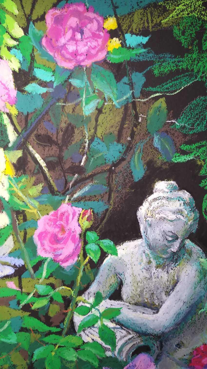 "Olga Kiryakova. ""Blooming garden"" - photo 3"
