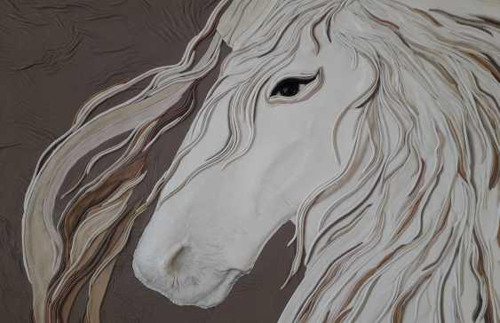 """Nadia Voevodina. """"Pferd"""" - Foto 2"""