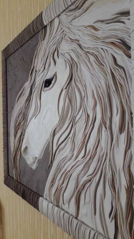 """Nadia Voevodina. """"Pferd"""" - Foto 3"""