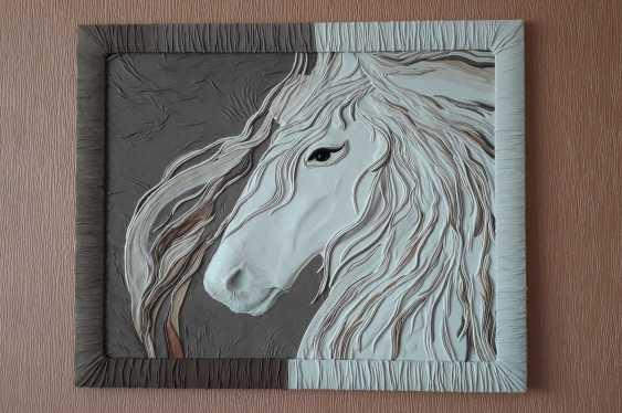 """Nadia Voevodina. """"Pferd"""" - Foto 4"""