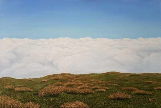 "Olha Krasko. ""Above the sky"" - photo 1"