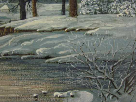 Winter landscape - photo 4