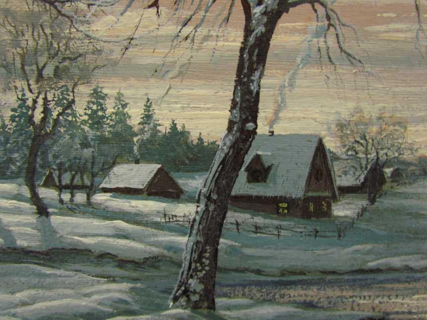 Winter landscape - photo 5