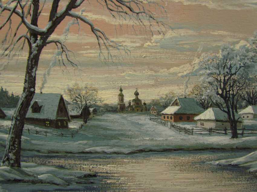 Winter landscape - photo 2