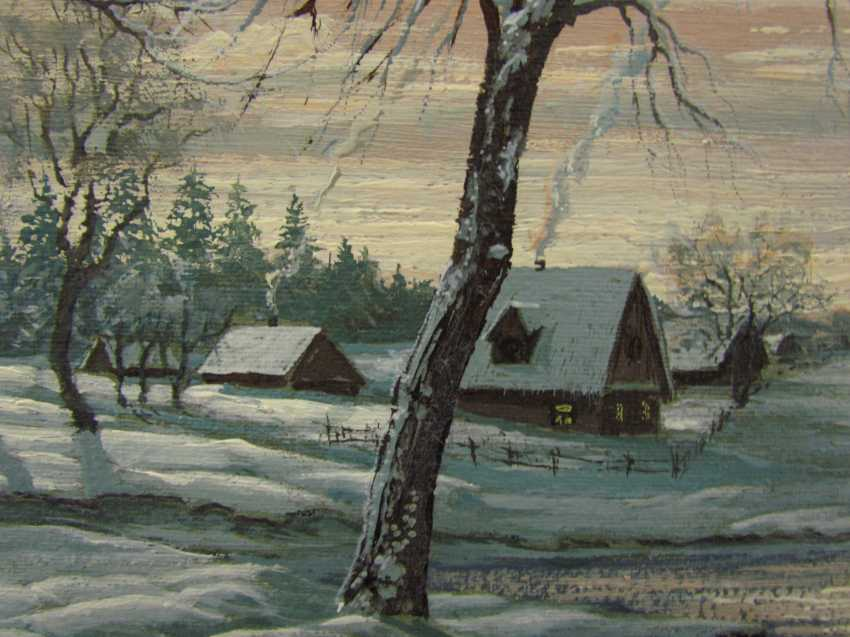 Winter landscape - photo 5