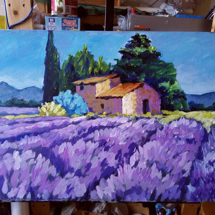 "Svetlana Akulova. ""Lavender"" - photo 2"