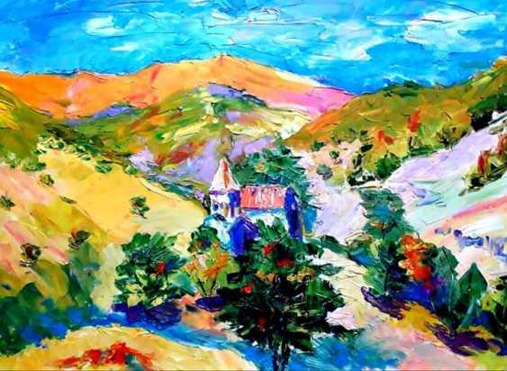 Rafael Javakhyan. Le temple de saint-Овнана Одзнеци Arménie - photo 1