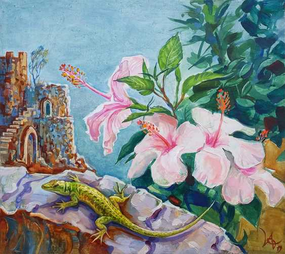 "Irina Andreieva. ""Scent Of Sicily"" - photo 1"