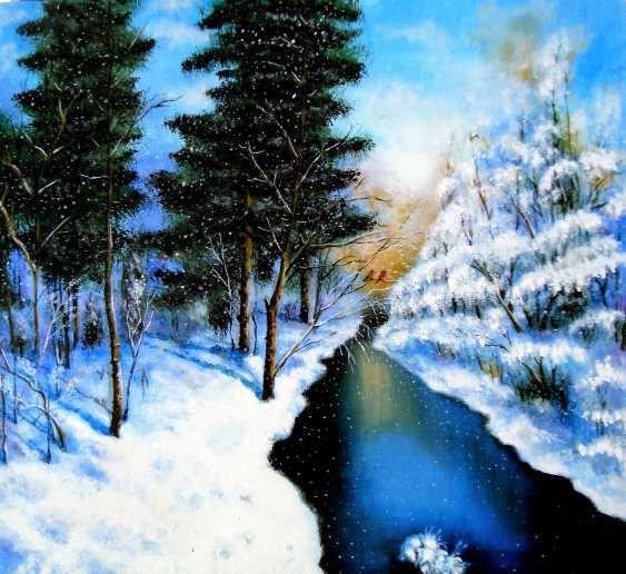 Alex Neint. Winter forest - photo 1