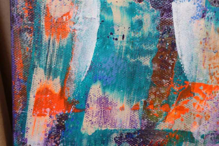 Florina Breazu. Particles IX - photo 6