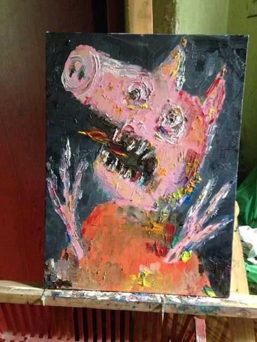 Temo Dokvadze. Peppa Pig. - photo 1