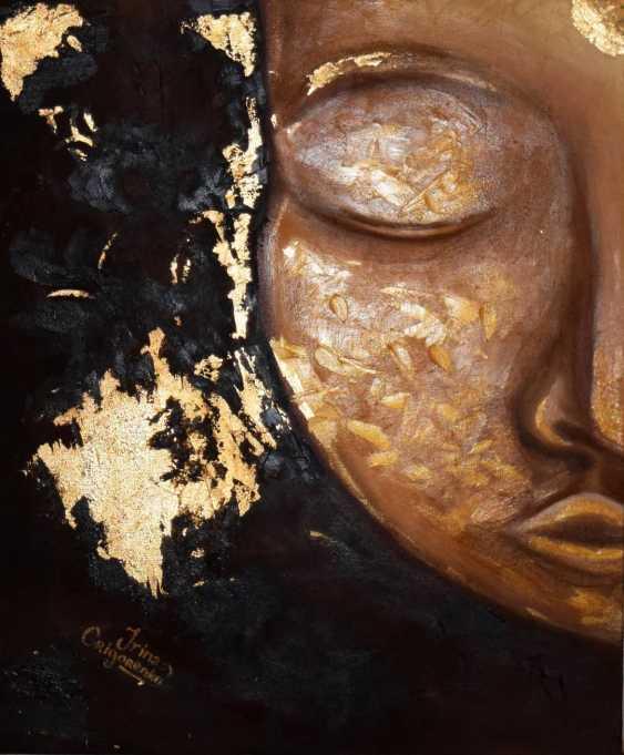 Irina Mezentseva. Buddha - photo 1