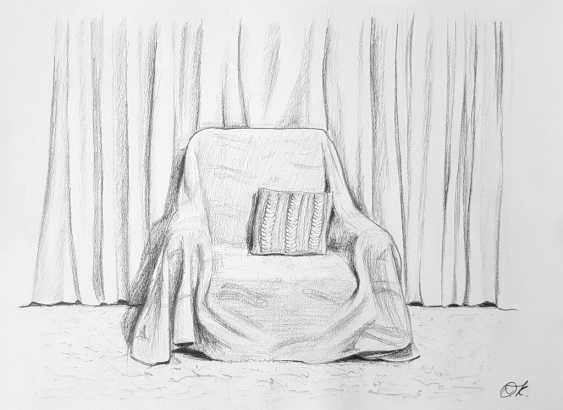 "Olha Krasko. ""Chair"" - photo 1"
