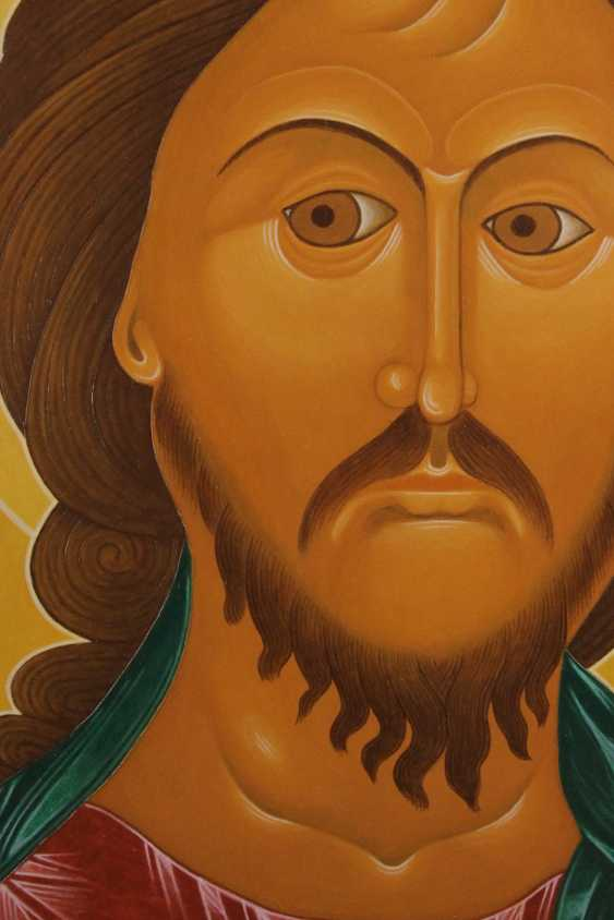 Sergey Stuzhin. The Icon Of Christ The Ardent Eye - photo 2