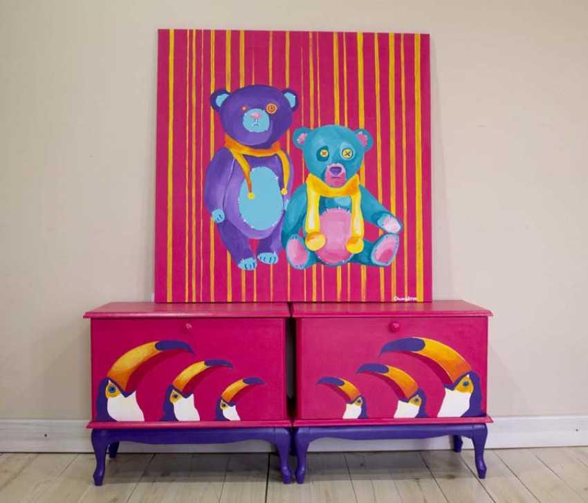 Okcana Chumakova. Teddy Bears - photo 1