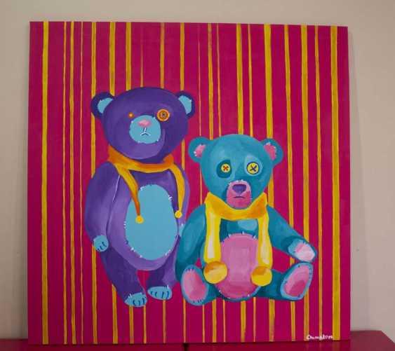 Okcana Chumakova. Teddy Bears - photo 2