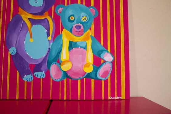 Okcana Chumakova. Teddy Bears - photo 3